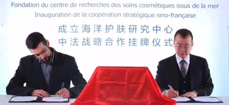 Signature partenariat stratégique Proya CEVA