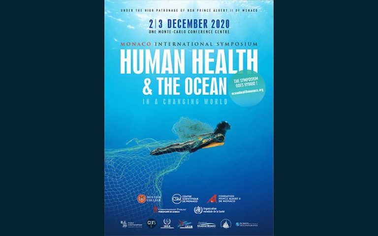 Symposium Human Health & the Ocean
